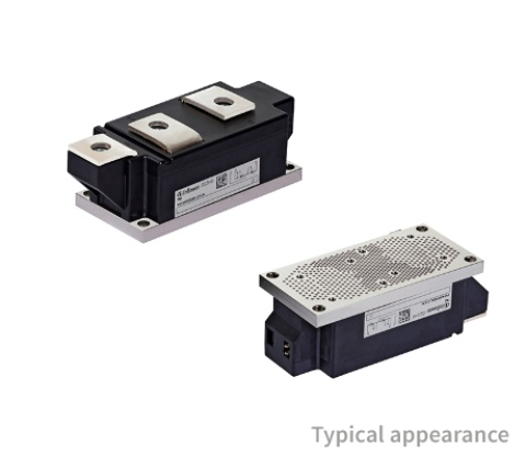 Product image for 60 mm Power Block and Prime Block modules with pre-applied Thermal Interface Material