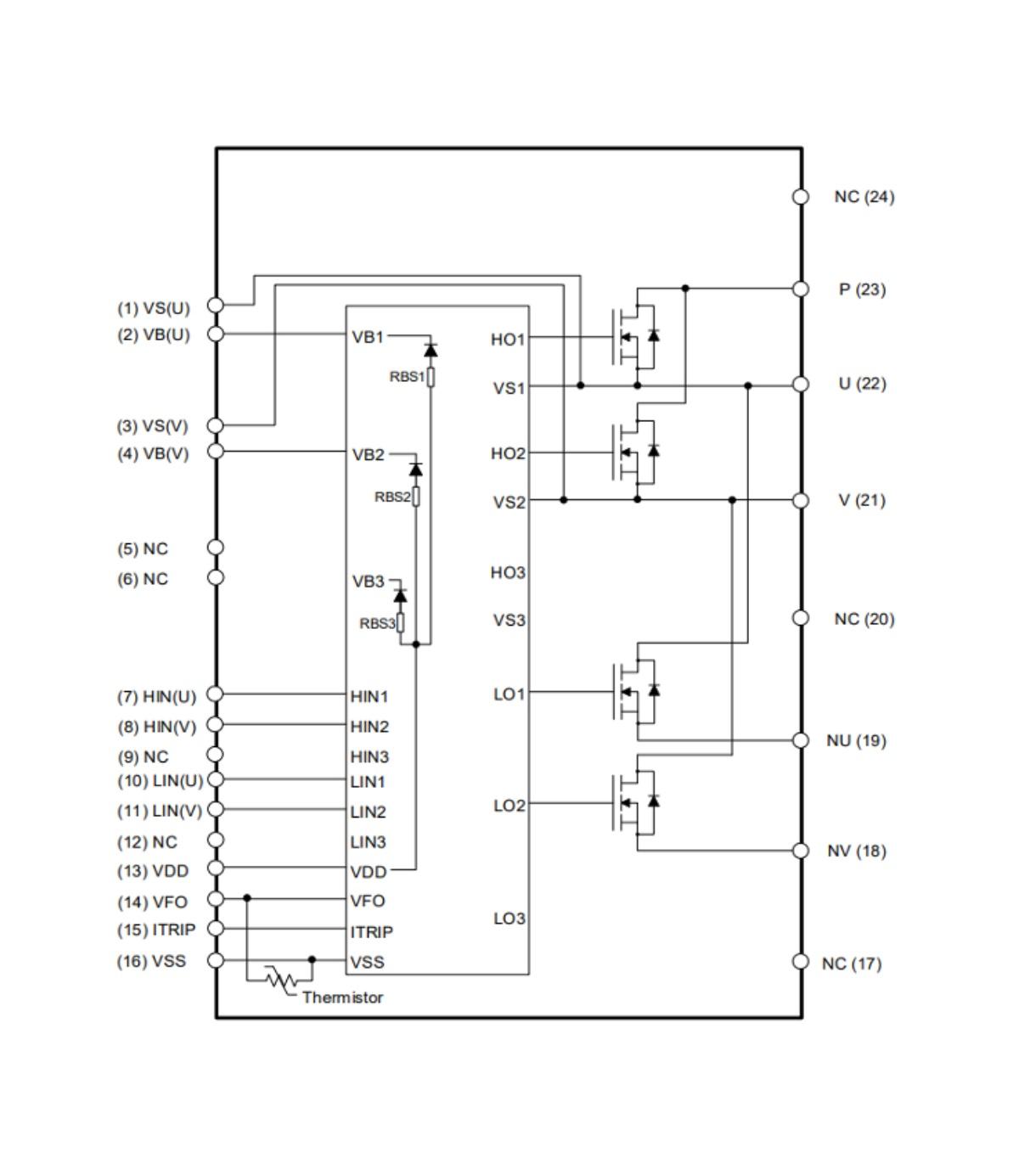 Im512 L6a Infineon Technologies Linear Optocoupler Circuit Soft Start For 12 Volt Halogen Lamps Prevnext