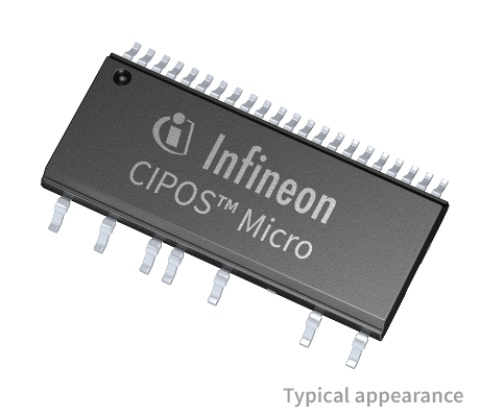 Product Image for CIPOS™ Intelligent Power Modules in SOP 29x12F package