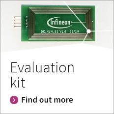 Infineon button Evaluation Kit