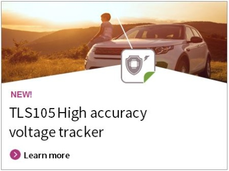 TLS105 High accuracy voltage tracker