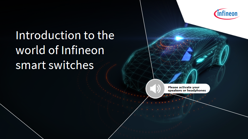 Introduction to the world of Infineon smart switches