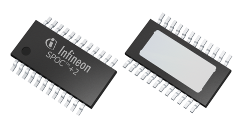 Smart Low-Side & High-Side Switches - Infineon Technologies