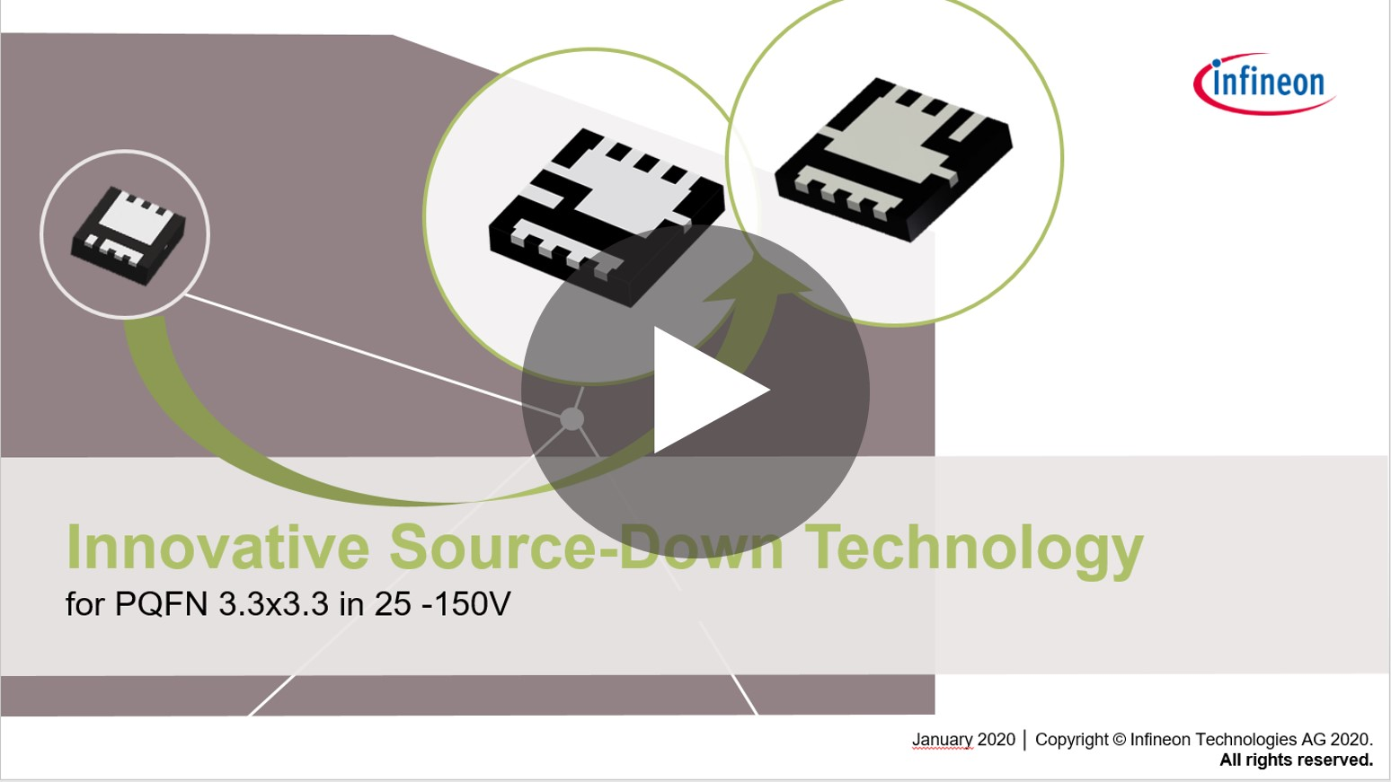Infineon e-learning Source Down technology photo