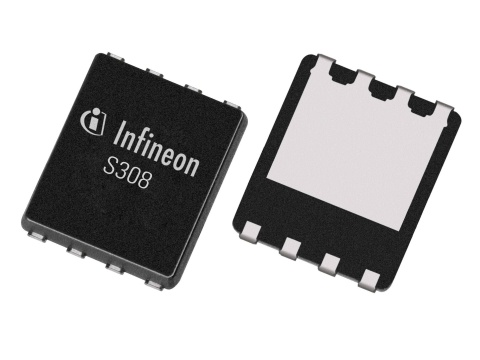 Infineon package photo TSDSON 8