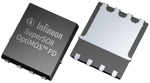 Oackage picture Infineon OptiMOS™ PD Super S08