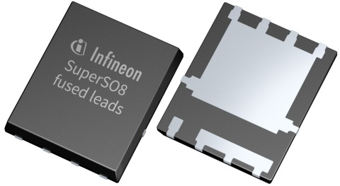 Infineon product picture OptiMOS™ low-voltage power MOSFET