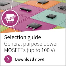 Infineon MOSFET selection guide general purpose MOSFET