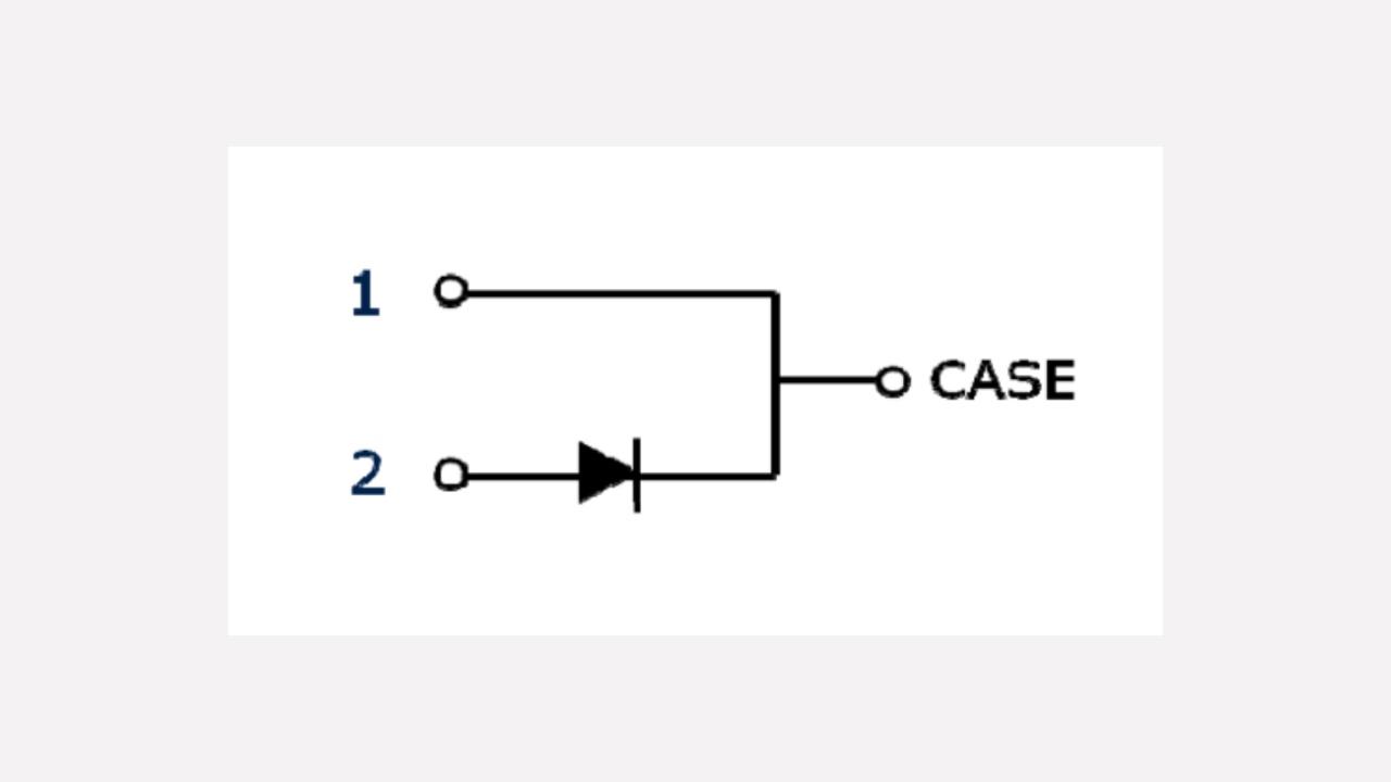 Idm02g120c5 Infineon Technologies Circuit Symbol Schottky Diode Prevnext