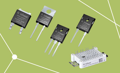 CoolSiC™ Silicon Carbide Schottky diodes 1200 V.