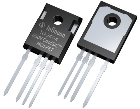 Infineon package picture CoolSiC™ MOSFET 650V