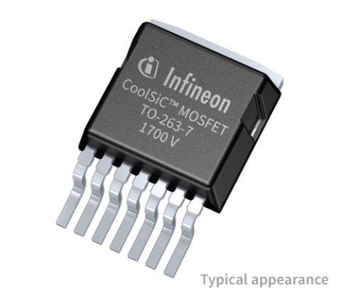 Product image for 1700 V CoolSiC™ MOSFETs in TO263-7 package