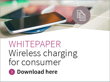 Infineon banner whitepaper Wireless charging for consumer