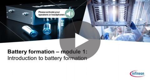 battery formation, battery production, formation power, non isolated DCDC