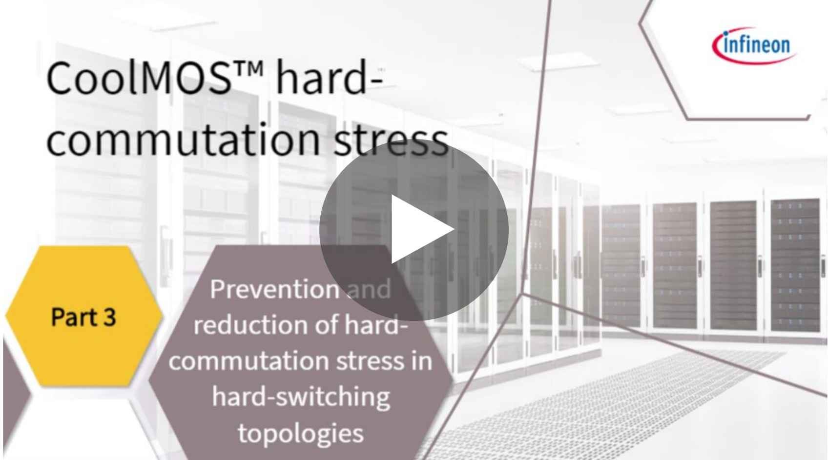 infineon elearning CoolMOS™ hard commutation stress (Module 3)