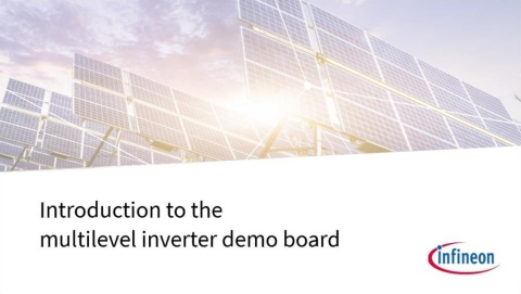 Introduction to the multilevel inverter demo board