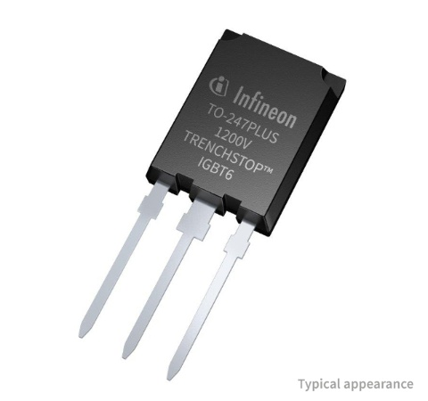 Product Image for 1200 V TRENCHSTOP IGBT6 Discretes in TO-247 package