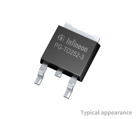 Product image for IGBT Discretes in TO252-3 package