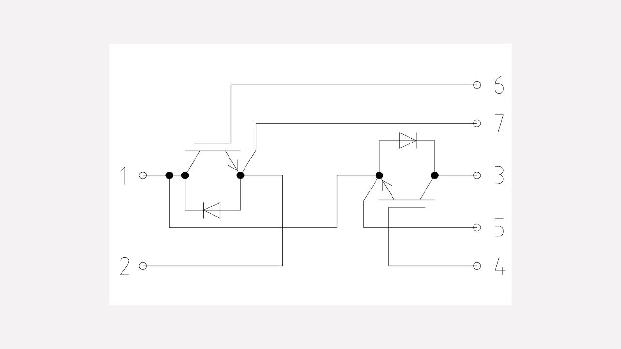 Ff300r12ks4 Infineon Technologies Igbt Motor Drive Circuit Diagram High Wiring And Diagrams Prevnext