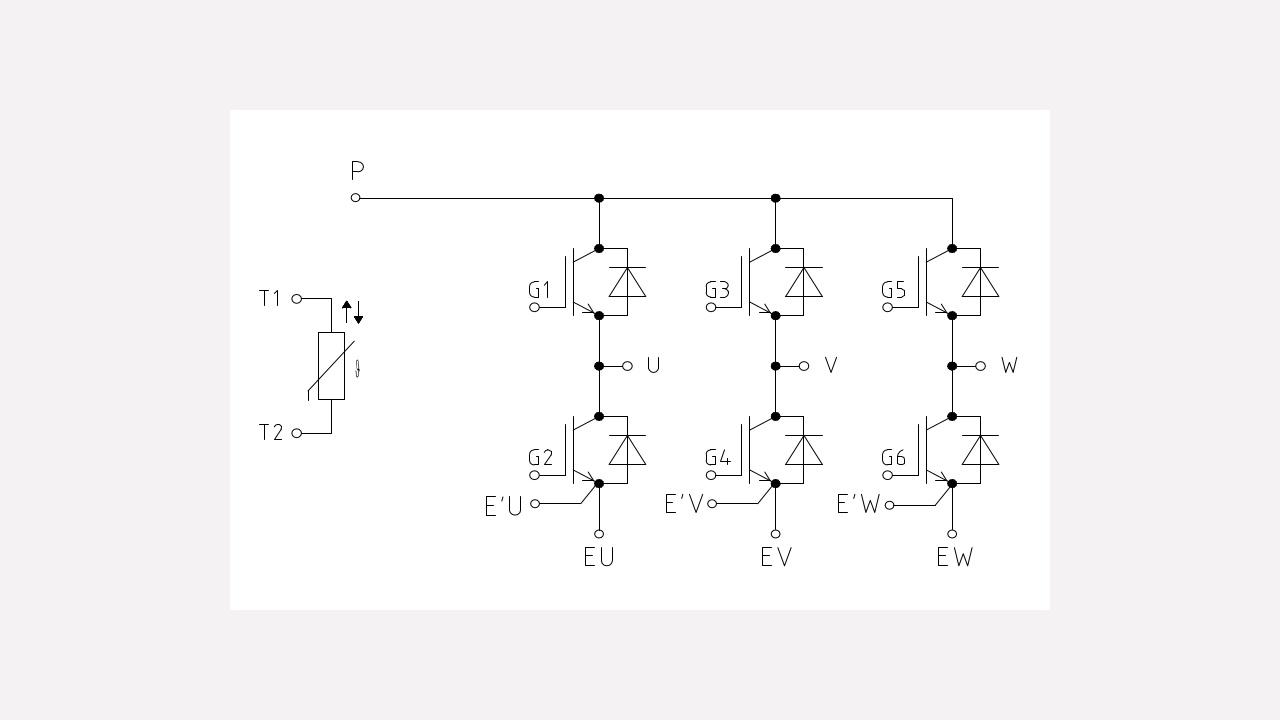 FS50R06W1E3 - Infineon Technologies