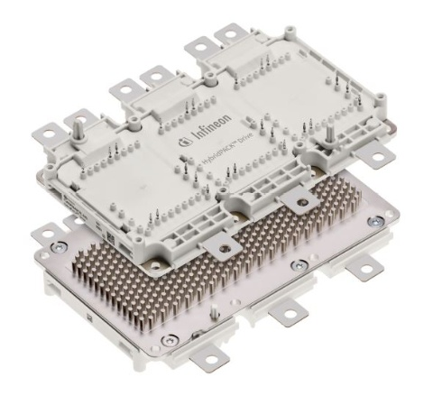 Automotive IGBT Modules FS380R12A6T4B