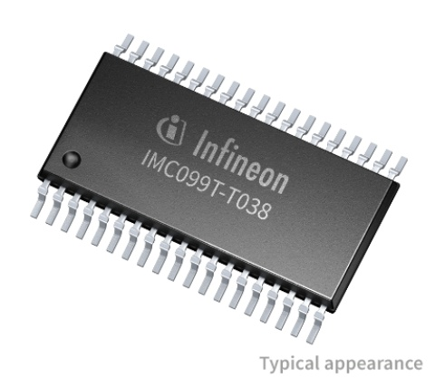 product picture of IMC099T-T038 iMOTION motor control IC