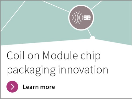 Infineon Coil on Module chip packaging innovation