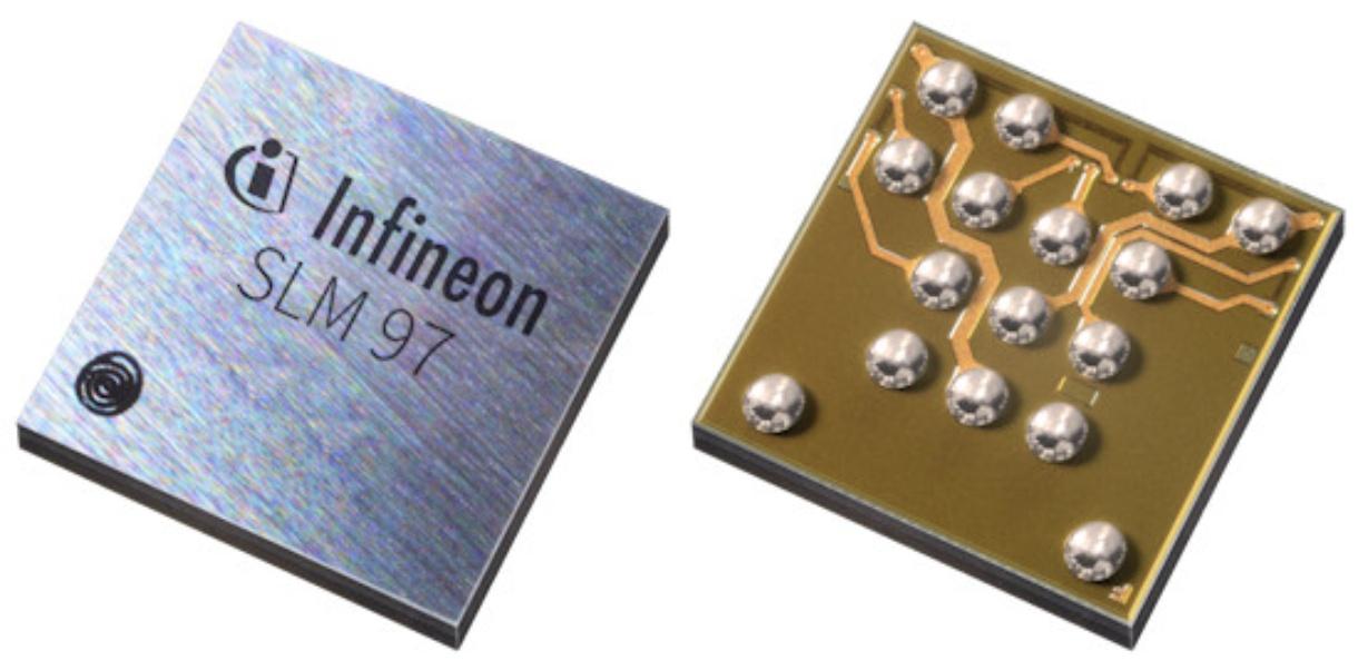 SLM 97CNFX1M00PE - Infineon Technologies