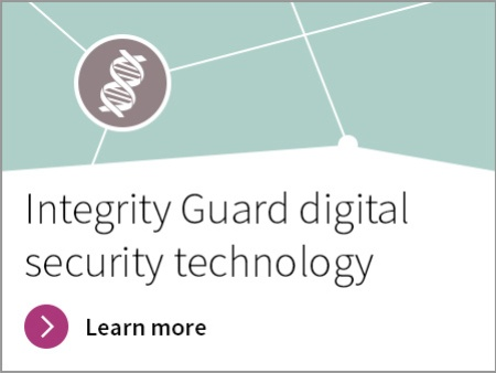 Infineon Integrity Guard digital security technology