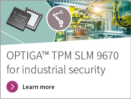 OPTIGA™ TPM - Infineon Technologies