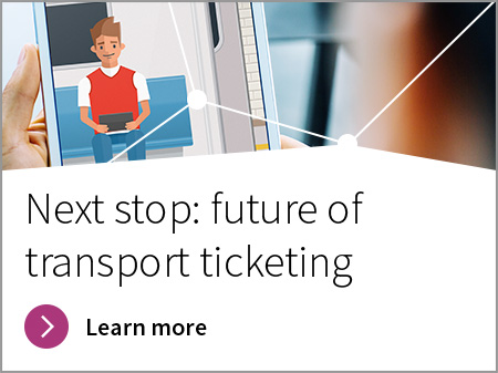 Infineon security mobile future of transport ticketing