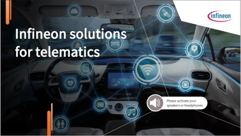Solutions for telematics