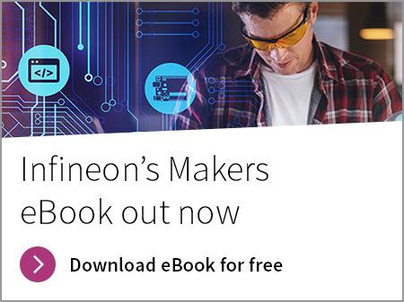 Infineon Makers-eBook