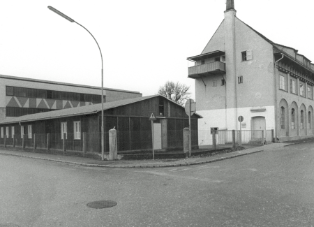 Start of production in the Tafernerstraße in Villach in 1970.
