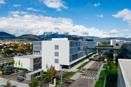 New R&D building at the Infineon Villach site