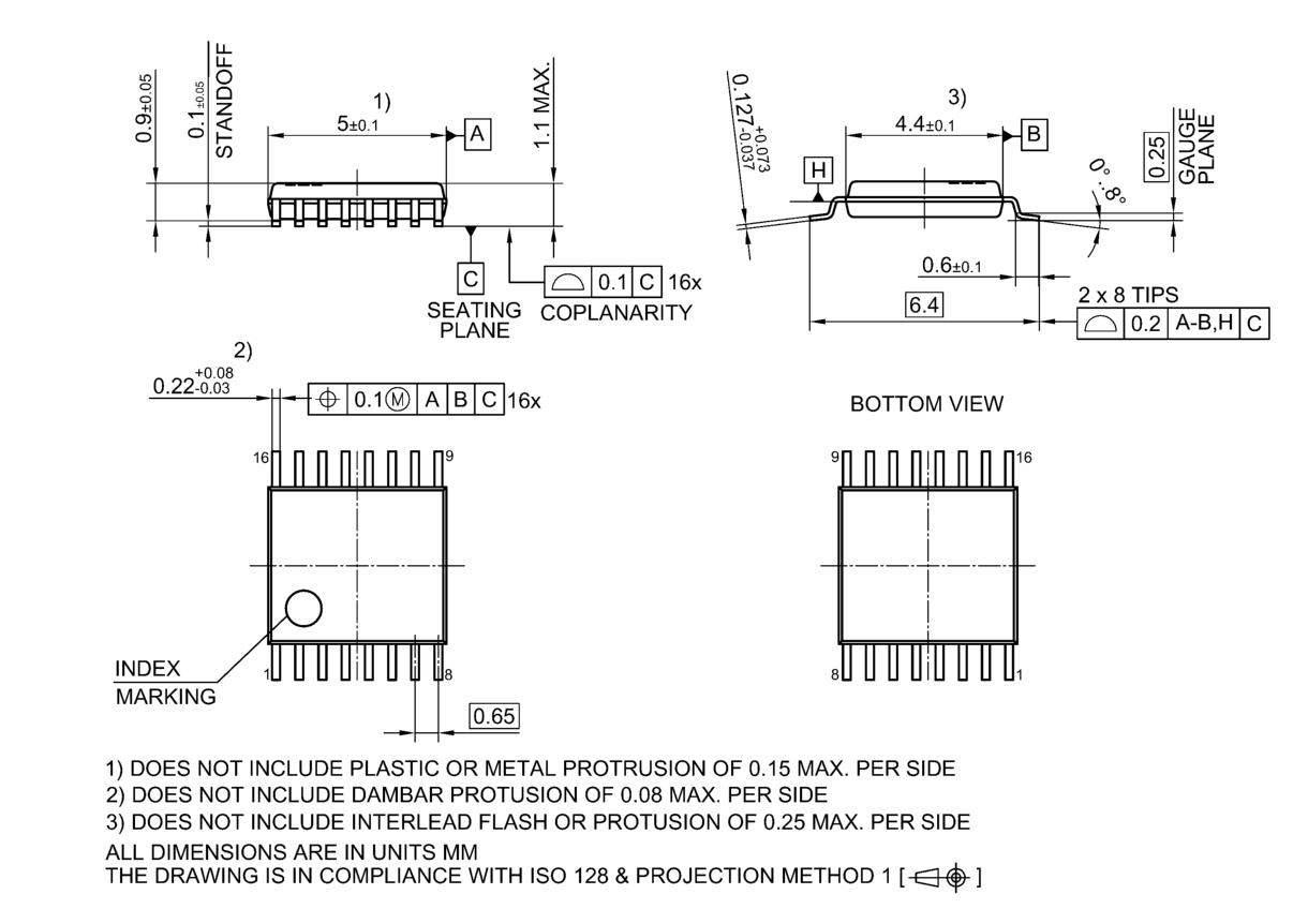 PG-TSSOP-16-8 - Infineon Technologies