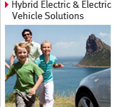 Semiconductor solutions for electric vehicles & hybrid vehicles