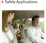 Safety applications - Innovative Solutions from Infineon