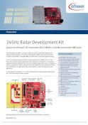 124x176 24GHz Radar Development Kit_PB