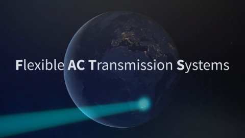 """Flexible AC Transmission Systems, FACTS, IGBT, Infineon, e-learning """