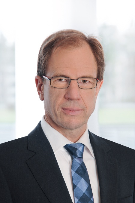 Dr. Reinhard Ploss, CEO of Infineon Technologies AG