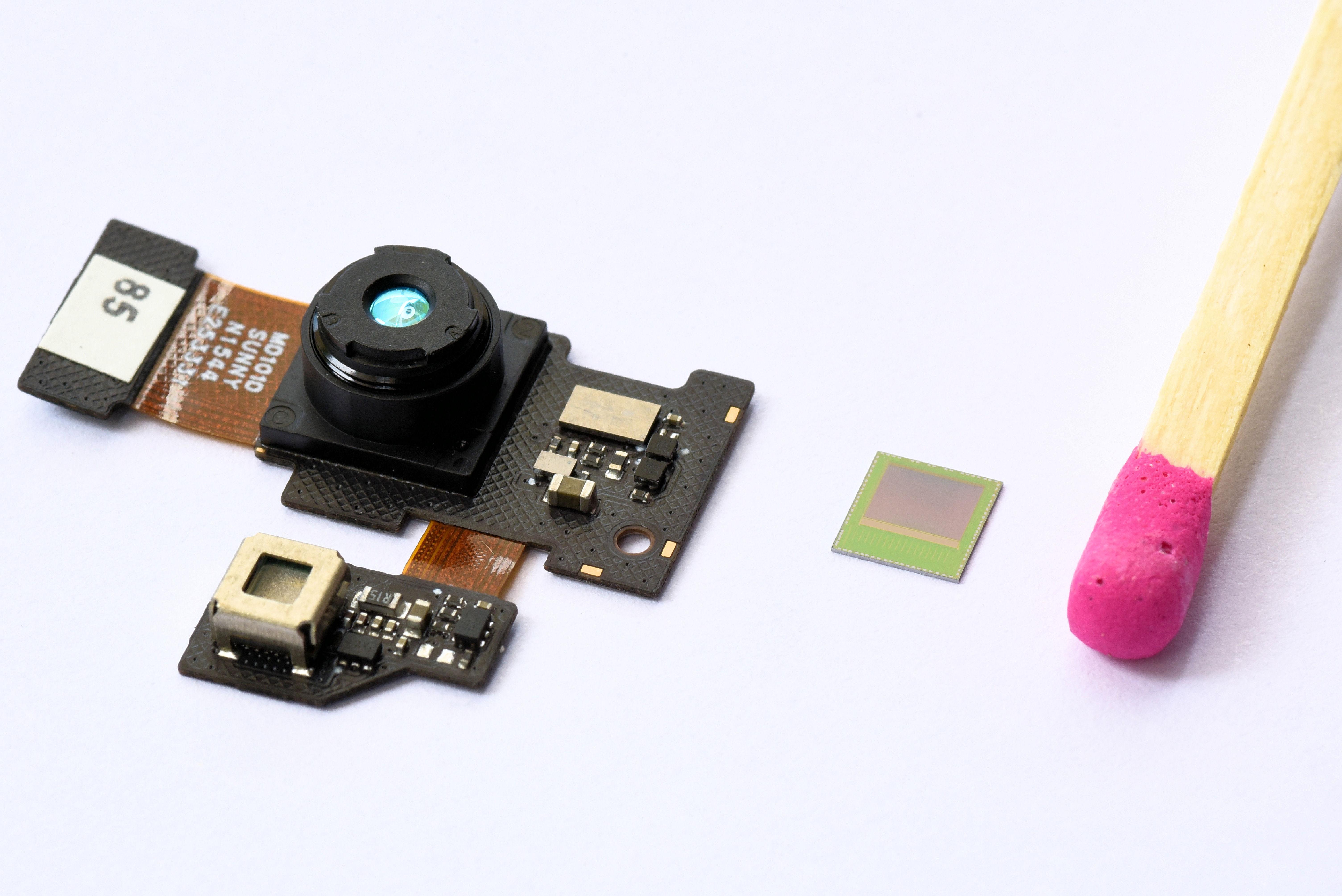 Die Kleinste 3d Kamera Der Welt Bringt Augmented Reality