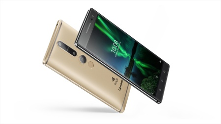 Lenovo's new PHAB2 Pro smartphone (Photo: Lenovo)