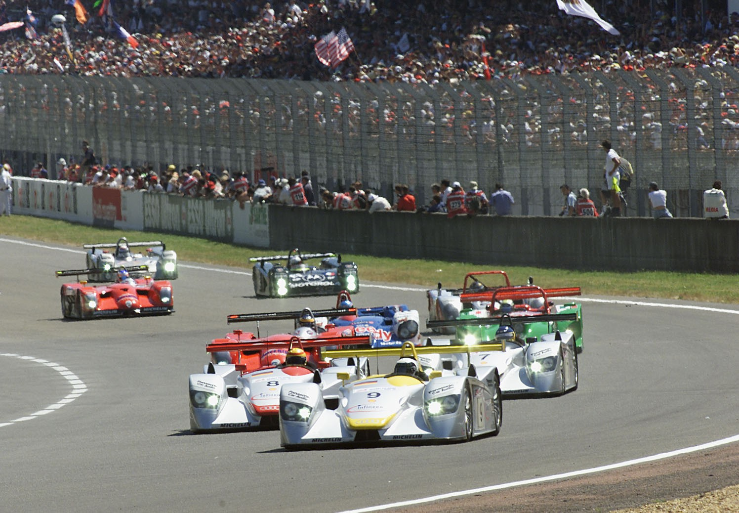High Tech Meets High Speed Audi Victorious At The 24 Hours Of Le