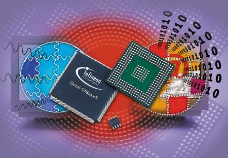 Infineon Unveils Industry?s First Octal 10BaseS?, a High-density, Low-cost Chipset Ideal for MTU/MDU Applications