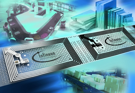 Infineon Technologies Brings Heightened Security to Automatic Identification and Access Card Markets, Delivers Cryptographic Protection in Contactless ID Chips.