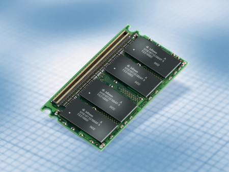 Infineon extends its DDR2 Micro-DIMM offering with 1GB modules, which will further accelerate the manufacturing of lighter and smaller sub-notebooks with enhanced functionalities and battery lifetime.