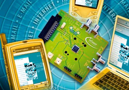 CeBIT 2003: Infineon reveals dual mode WLAN system with highest integration in the industry and lowest bill of material