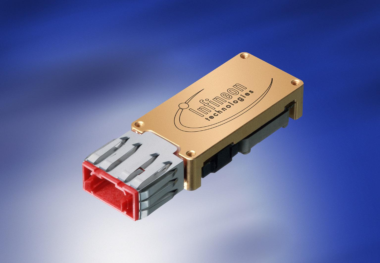 インフィニオンがfibercomm 2003で先端的な光伝送ソリューションを発表
