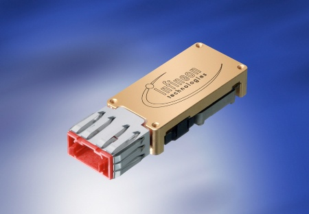 PAROLI®2 -Transmitters (pluggable). Infineon Technologies Parallel Optical Link with Multistandard Electrical Interface